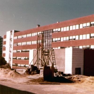 A Construção do Complexo