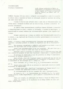 Telecomunicações - Princípios Fundamentais