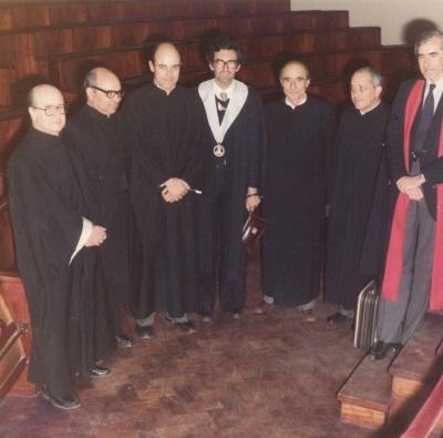 Júris de Doutoramento e Agregações